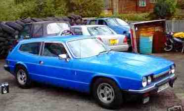 Reliant Scimitar 3000cc (1980)